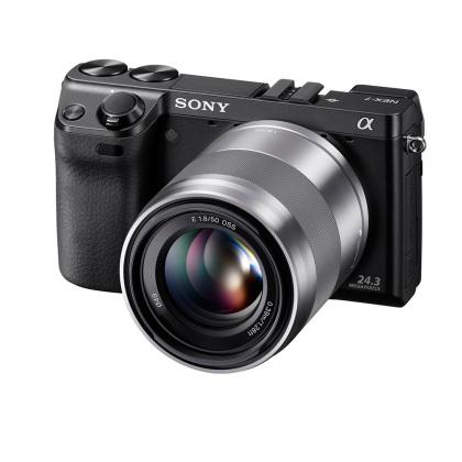 Sony NEX-7 mit 50/1.8.